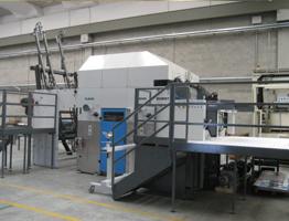 Printing Machine Bobst lexo refurbished